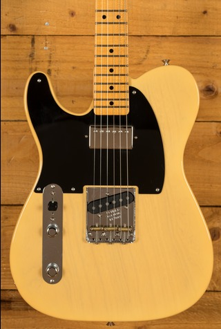 Fender Custom Shop - '51 Nocaster - Left Hand - Nocaster Blonde HS