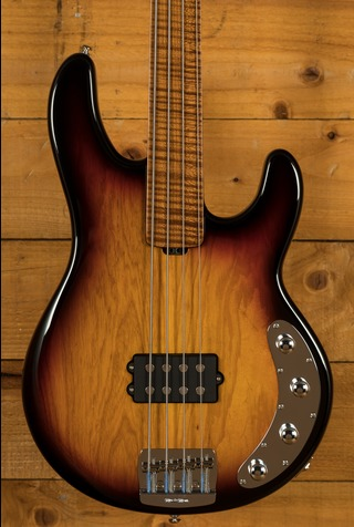 Music Man BFR Stingray Sierra Fretless