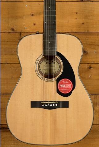 Fender CC-60S Concert, Walnut Fingerboard, Natural