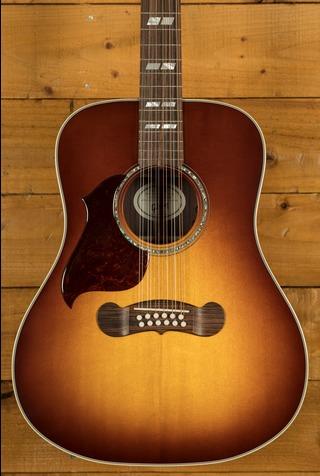 Gibson Songwriter 12 String Burst Left Handed