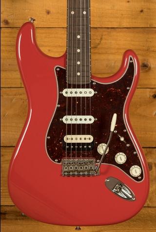 Fender Custom Shop '60 Strat NOS Roasted Maple/RW Fiesta Red HSS Used