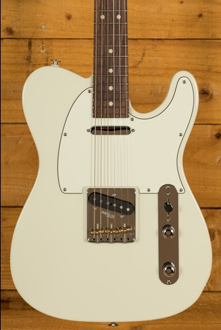 Suhr Classic T Pro Peach LTD - Olympic White - Roasted Maple/RW