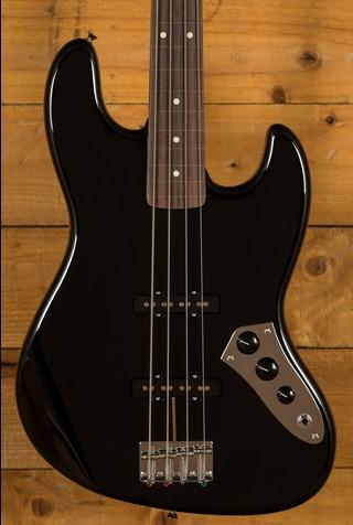 Fender Japan Traditional 60's Jazz Bass Fretless Black
