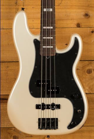 Fender Duff McKagan Deluxe Precision Bass Olympic Pearl