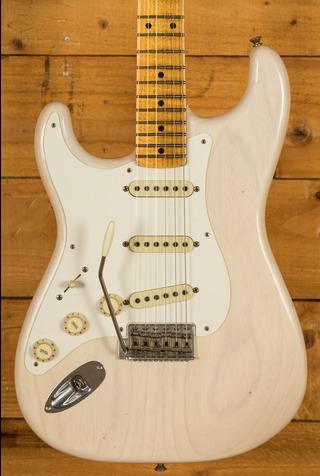 Fender Custom Shop Limited Edition '55 Strat Journeyman LH Aged White Blonde