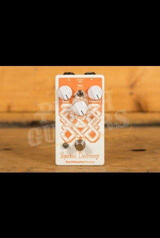 EarthQuaker Devices - Spatial Delivery V2