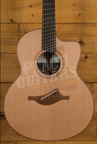 Lowden F-25c Fan Fret Indian Rosewood & Red Cedar