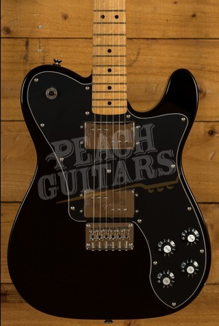 Squier Classic Vibe 70s Tele Deluxe Maple Neck Black