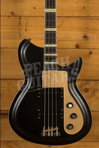 Rivolta Combinata Bass VII Toro Black Satin