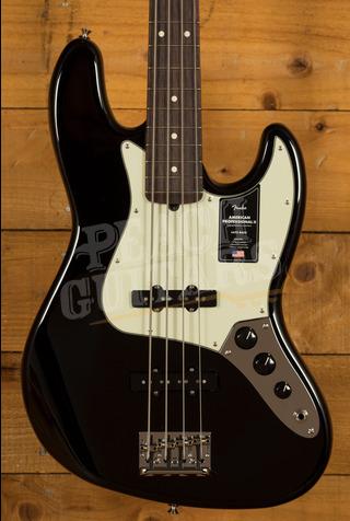 Fender American Professional II Jazz Bass Black Rosewood