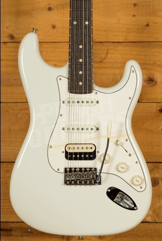 Fender Custom Shop '60 Strat NOS Rosewood Olympic White HSS