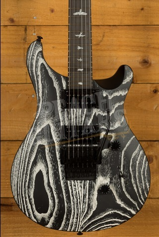PRS SE Ltd Edition SE Custom 24 Floyd Sand Blasted Frozen Charcoal