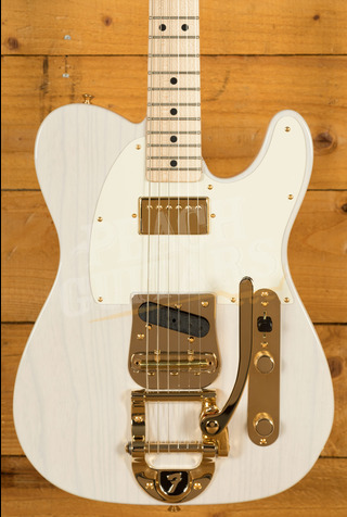 Fender Custom Shop Bigsby Tele NOS MB Dennis Galuszka White Blonde