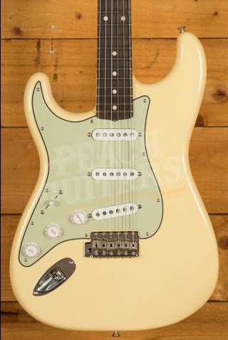 Fender Custom Shop '59 Strat NOS Aged Vintage White Left Handed