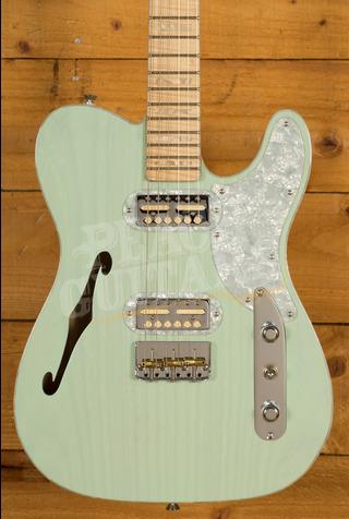 Fender Parallel Universe II Tele Magico Surf Green
