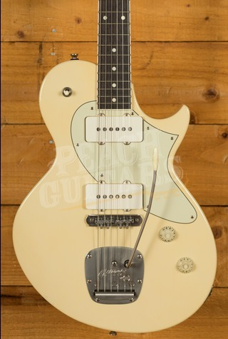 Collings 360LT M Special Edition Olympic White Aged Finish