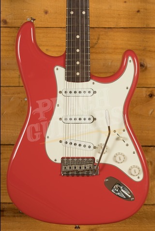 Fender Custom Shop 59 Strat NOS Faded Fiesta Red Used