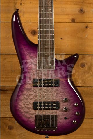 Jackson JS3Q V Spectra - Purple Phaze