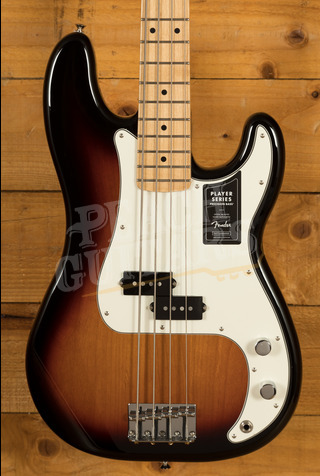 Fender Player Series P-Bass Maple Neck 3TSB