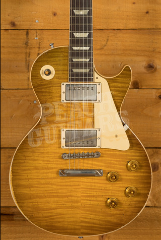 Gibson Custom Shop 60th Anniversary '59 Les Paul Tom Murphy Ultra Aged