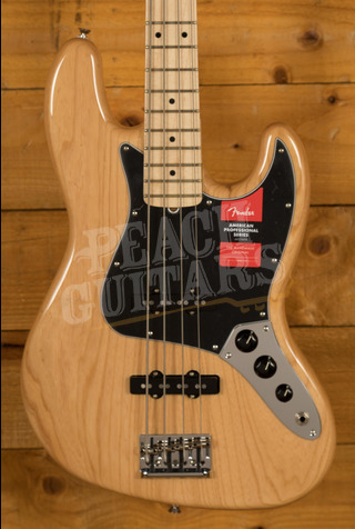Fender American Pro Jazz Bass Maple Neck Natural