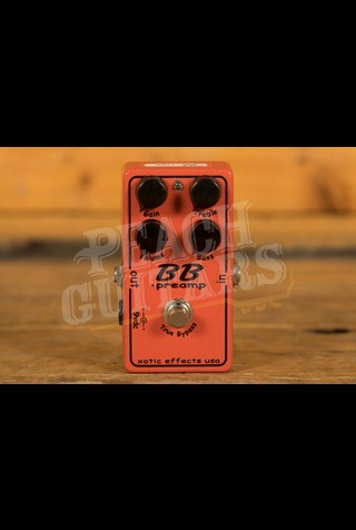 Xotic BB Preamp Used - No Box