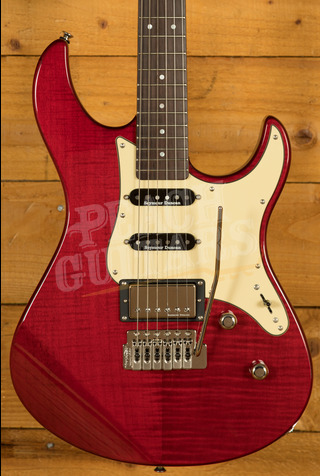 Yamaha Pacifica 612VIIFMX Fire Red
