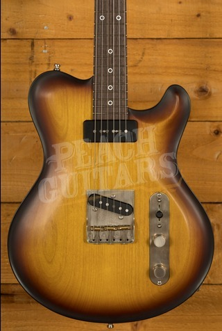Nik Huber Twangmeister Custom Colour w/Tinted Neck and Aged Hardware