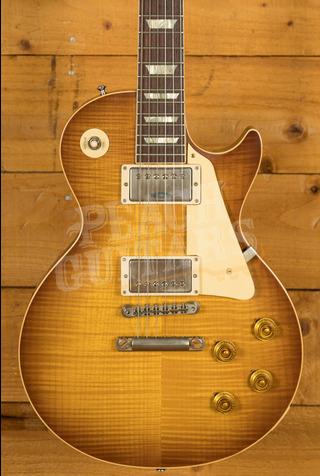 Gibson Custom HP Top '59 Les Paul Standard Dirty Lemon Burst VOS NH