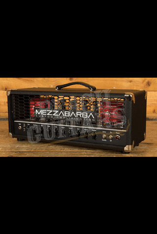 Mezzabarba M Zero Overdrive 100 Watt Head