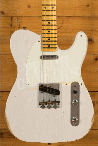 Fender Custom Shop '52 Tele Relic White Blonde