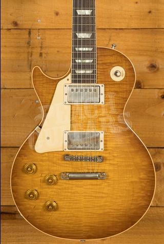 Gibson Custom HP Top '59 Les Paul Standard Dirty Lemon Burst VOS NH Left Handed