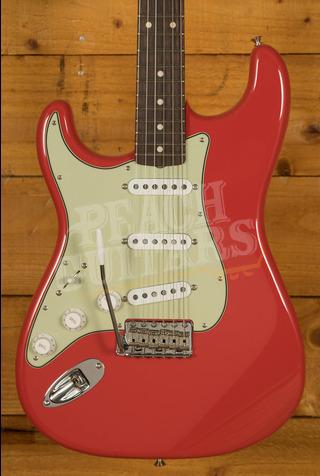 Fender Custom Shop '59 Strat NOS Fiesta Red Left Handed