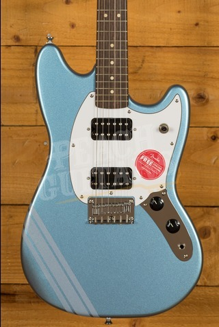 Squier Bullet Mustang Competition Blue