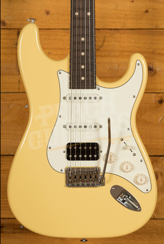 Suhr Classic S Antique HSS - Vintage Yellow Rosewood