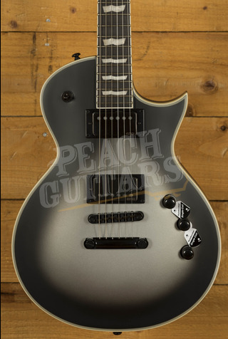 ESP LTD EC-1001T CTM SIlver Sunburst Satin
