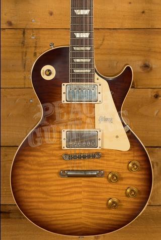 Gibson Custom 60th Anniversary 59 Les Paul Std Kindred Burst VOS NH