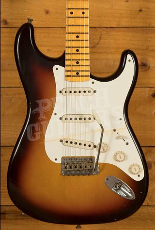 Fender Custom Shop '57 Strat Journeyman Relic Chocolate 3TSB
