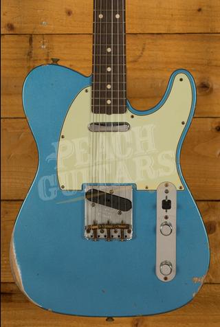 Fender Custom Shop '60 Tele Relic Lake Placid Blue