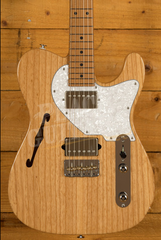 Suhr Alt T Dealer Select - Natural w/Roasted Maple