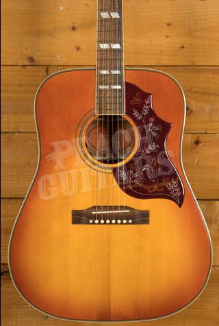 "Epiphone ""Inspired By Gibson"" Hummingbird Aged Cherry Sunburst Gloss"