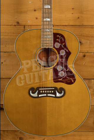 """Epiphone """"Inspired by Gibson"""" J-200 Aged Natural Antique Gloss"""