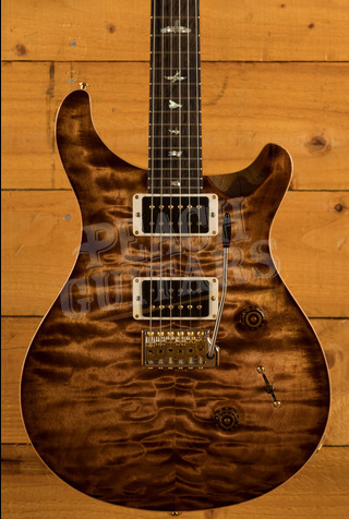 PRS Wood Library Custom 24 Copperhead Burst Roasted Maple/Ziricote