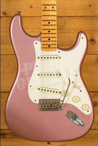 Fender Custom Shop LTD '50s Dual Mag II Strat Faded Aged Champagne Metallic