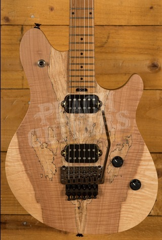 EVH Wolfgang Standard Exotic Spalted Maple Top Baked Maple Neck