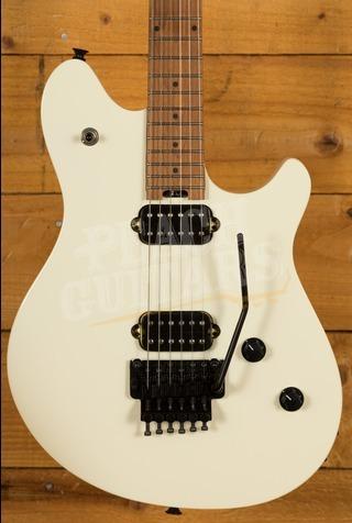 EVH Wolfgang Standard Baked Maple Fingerboard Cream White