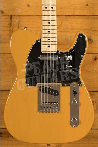 Fender Player Series Tele Maple Neck Butterscotch
