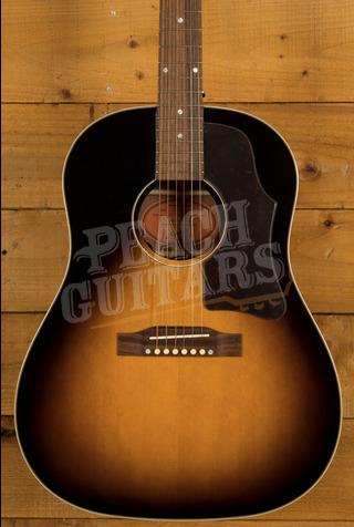 "Epiphone ""Inspired by Gibson"" J-45 Aged Vintage Sunburst Gloss"