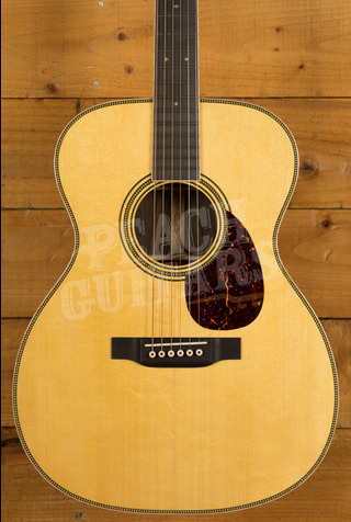 CF Martin Custom Shop 000-14 Adirondack Top & Ziricote