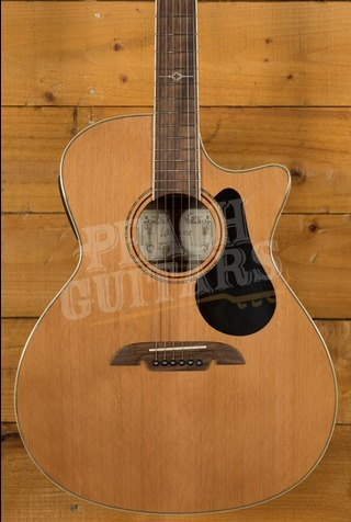 Alvarez AG75WCE Artist Grand Auditorium Electro-Acoustic Used